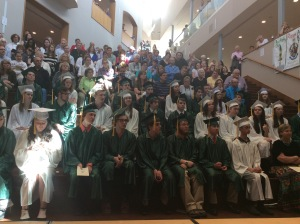 The Clarkson School Class of 2015