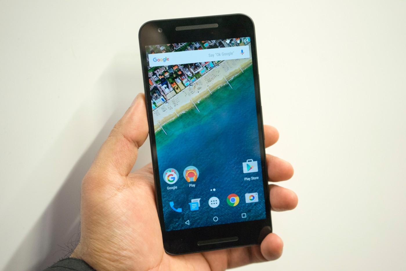 Google Nexus 5X. Photo credit TechStage via Flickr.