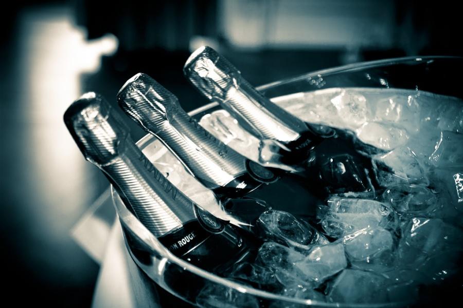 Champagne by Unai Teleria via Flickr